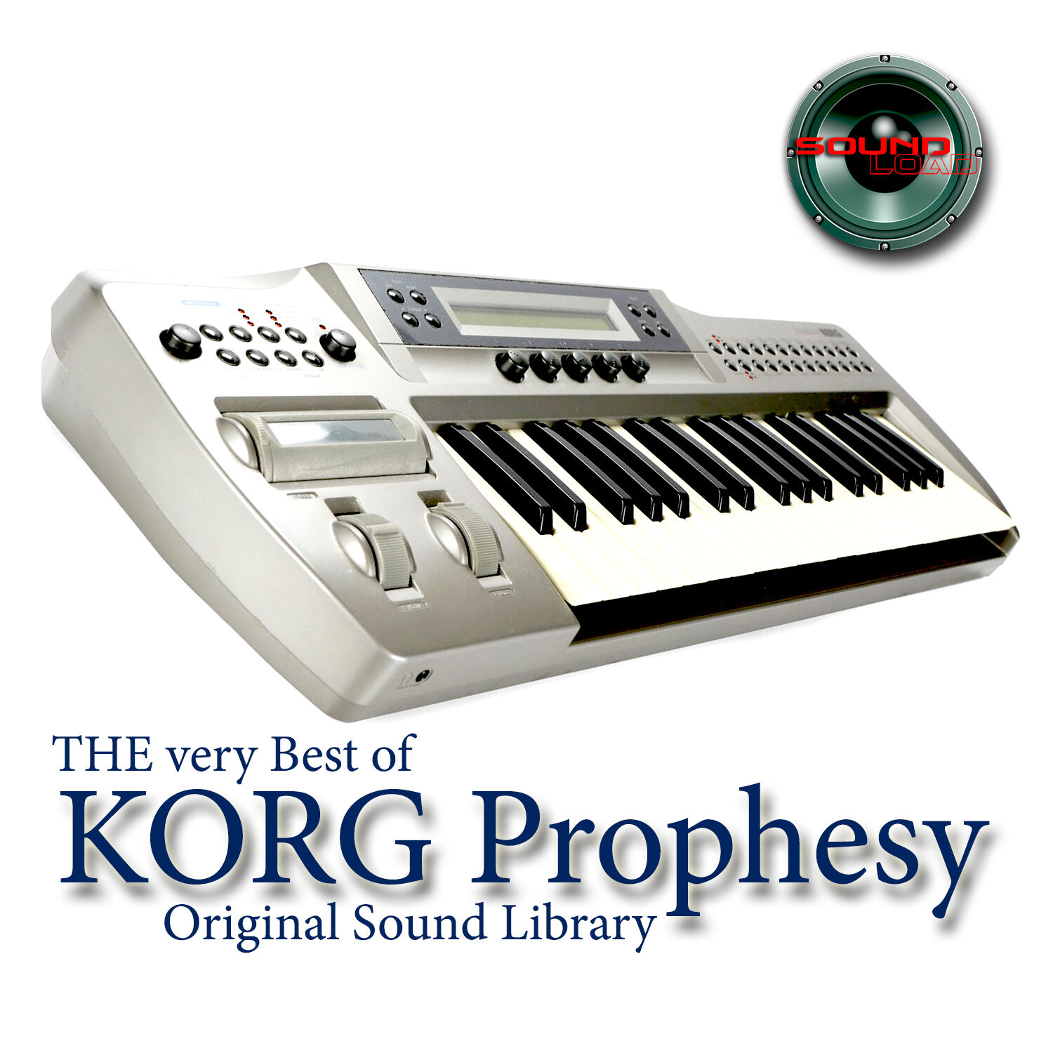KORG 01/W THE very Best of - Large Original 24bit WAVE