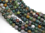 15-039-039-4mm-6mm-8mm-10mm-12mm-Natural-Indian-Agate-Gemstone-Round-Beads thumbnail 2