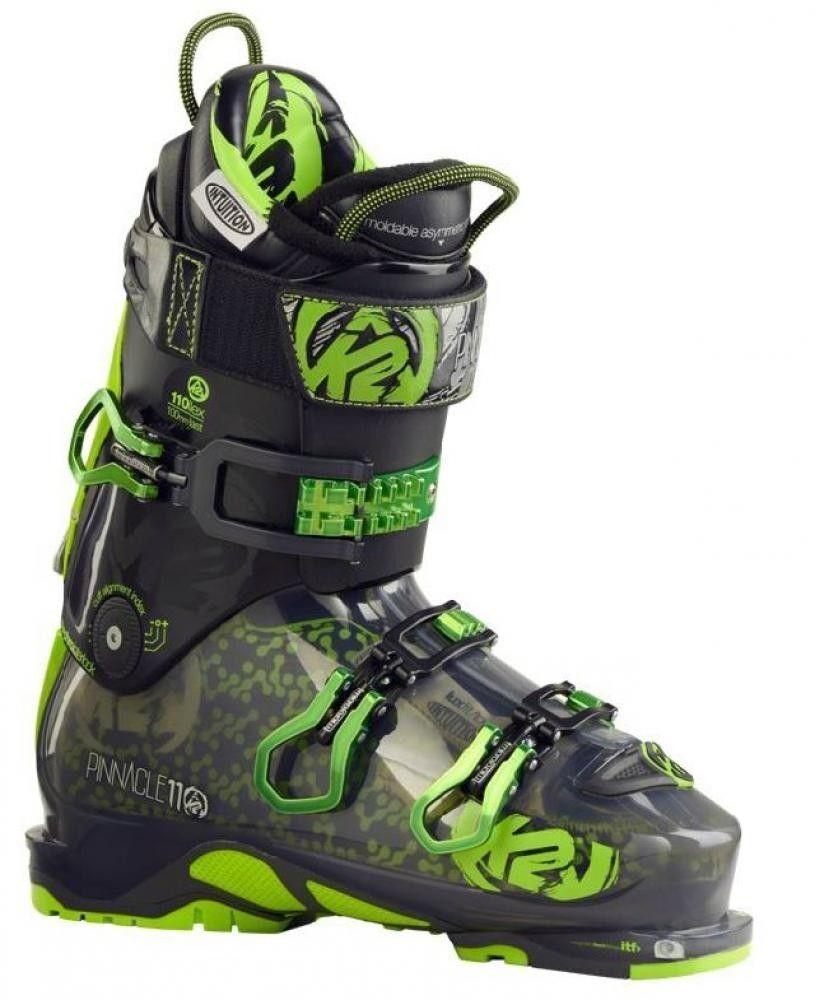 2015 K2 Pinnacle 110 25.5 Men's Ski Boots
