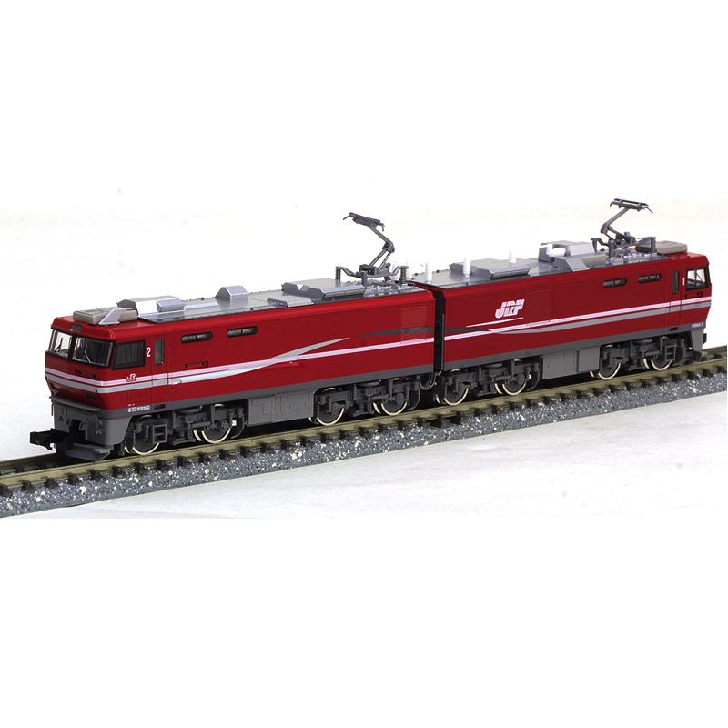 Tomix 9158 Electric Locomotive Type EH800 - N