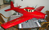Vintage Navion Super 260 68 Span Rc Scale Model Airplane Plans & Documents