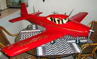 Vintage Navion Super 260 68 Span Rc Model Airplane Plans & Scale Document