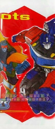 TRANSFORMERS ENERGON PLASTIC TABLE COVER ~ Birthday Party Supplies Decorations