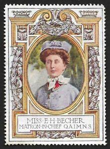 1941 Lord Robert Memorial Fund Cindrella Miss E. H. Becher