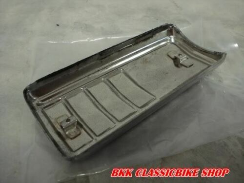 Red NEW FRONT FORK TOP COVER HONDA PASSPORT 70 C70