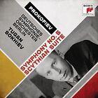 Prokofiev Symphony No. 5 & Scythian Suite Audio CD
