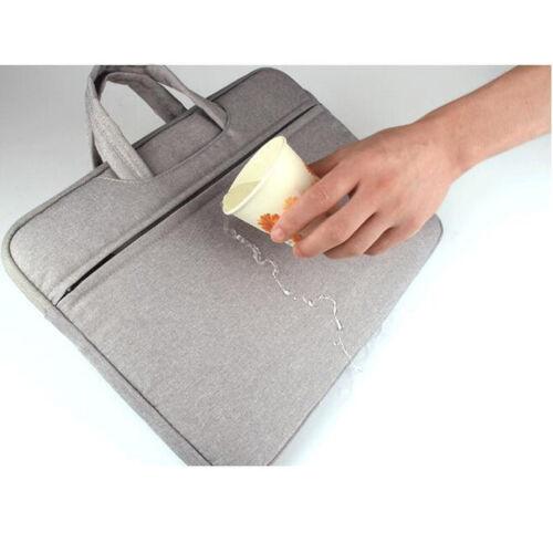 Custodia Laptop 11.6-15.6 Pollici Custodia Borsa Astuccio Cover Per Macbook Air Dell HP