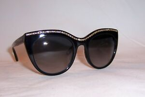 2260b29943 NEW JUICY COUTURE SUNGLASSES 595 S 807-9O BLACK GRAY AUTHENTIC