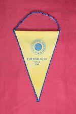 gagliardetto Football mini Pennant - FIFA WORLD CUP 1990 SVENSKA FORBUNDET