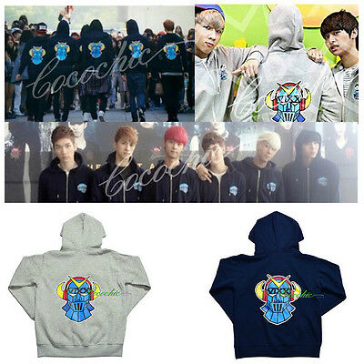 KPOP VIXX Hoodie Voice Visual Value in Excelsis Hood Zipper Sweater Unisex New
