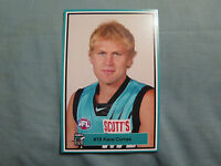 Original Port Power Port Adelaide Football Club Photo Kane Cornes C2000