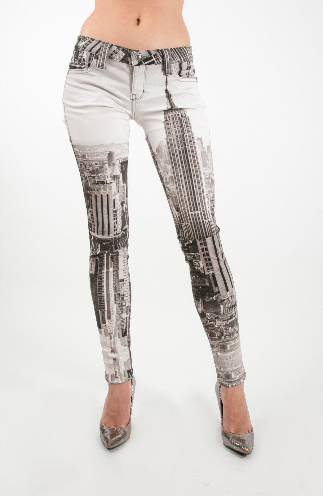 Frankie B My BFF Legging NY Sky Line Skyline Jeans NEW