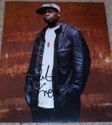 Talib Kweli Signed Autograph 8x10 Photo D W/proof Autographs-original
