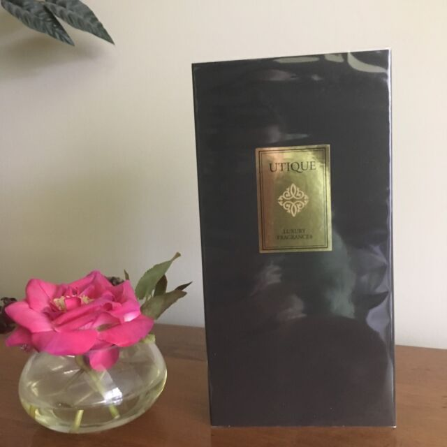 FM perfume by Federico Mahora GOLD - UTIQUE Luxury Collection 100ml exp.04/2022;