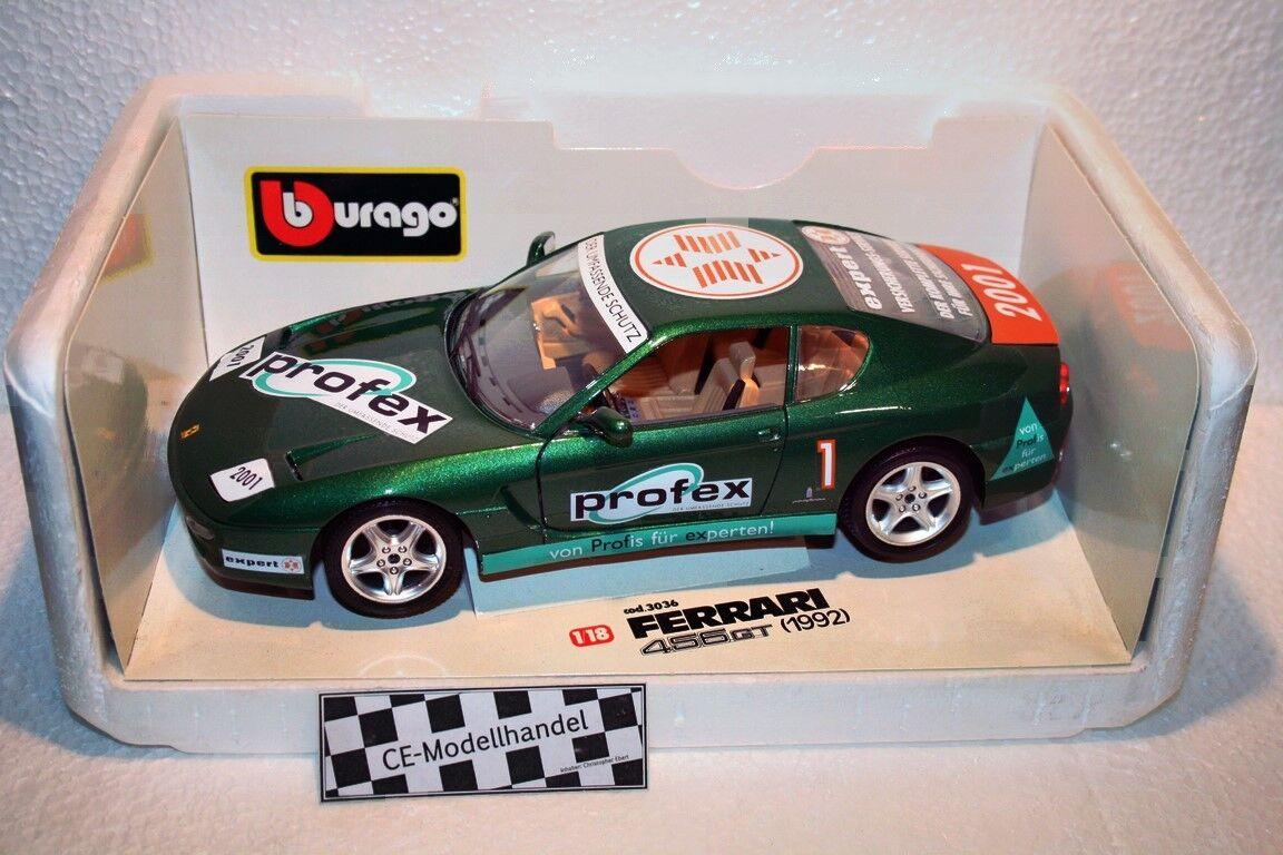 Ferrari 456 GT   1   Expert   1992  Bburago  1 18