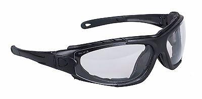 Top Schutzbrille Arbeitsschutz Augenschutz Sicherheitsbrille Radbrille Sport usw