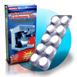 Reinex-Kaffeevollautomaten-Reinigungstabletten-Entfetter-Tabs-Kaffeemaschinen