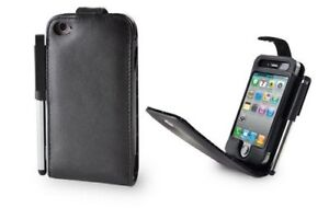 Muvit-MUCCPLUIP4G001-dedicated-Case-Luxury-Leather-Clamshell-Flip-Case-with-S