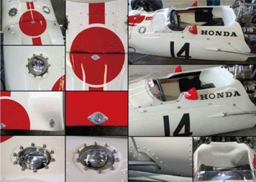Mfh Buch Honda Honda Honda RA300 Detailliert Foto Kollektion Hiro 37c38a