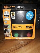 Gallagher M200-2 Joule Electric Fence Charger