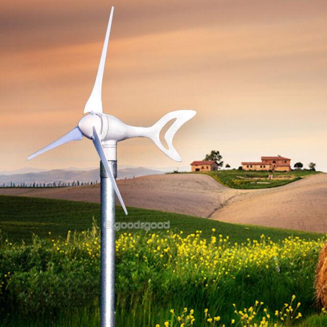 400 W Watt 12 V DC Wind Turbine Generator System New