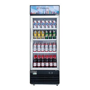 Dukers Appliance Co DSM-19R Merchandiser Refrigerator