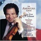 Bernstein: Serenade; Barber: Violin Concerto; Foss: Three American Pieces (2015)