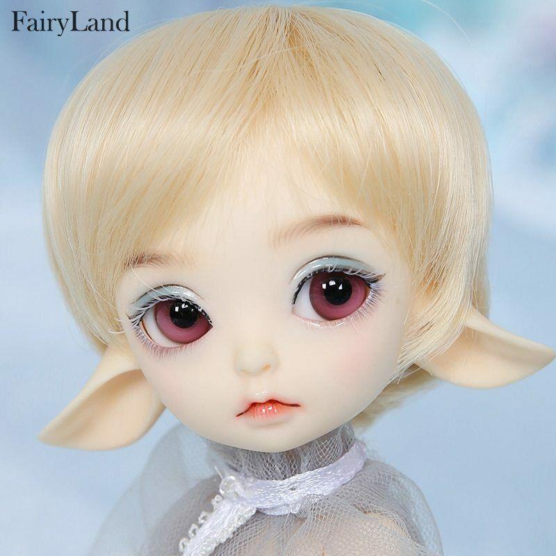 BJD recast muñeca Realfee Luna 19cm Fairyland sd doll fullset lati tiny luts 1