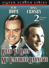 Bob Hope Double Feature - My Favorite Brunette/Road to Bali (DVD, 2003)