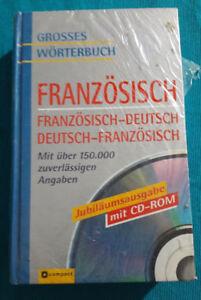 V-Grosses-Woerterbuch-Franzoesisch-Deutsch-lt-Deutsch-Franzoesisch-OVP-neu
