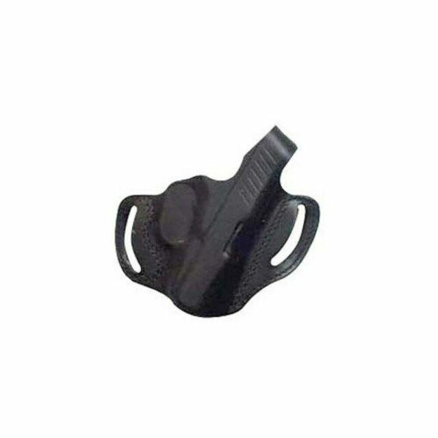 Desantis 085BAY8Z0 Black Thumb Break Mini Slide Belt Holster RH Fits Glock 42