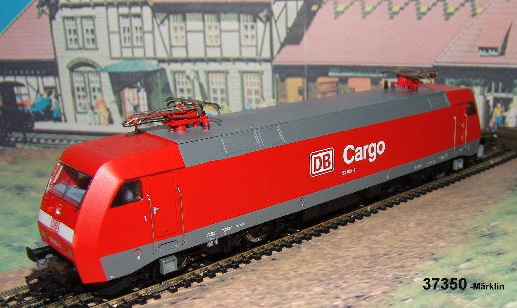 oferta de tienda Märklin 37350 - locomotora locomotora locomotora eléctrica - BR152 DB Cargo Sonido  ahorra hasta un 80%