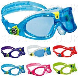 39aa8e7a3f4c Caricamento dell'immagine in corso Aqua-SPHERE-SEAL-Kids-2-Youth-Nuoto- Occhiali-