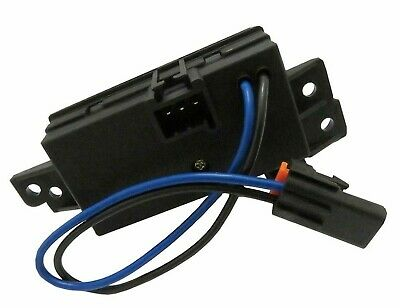 A//C Blower Resistor 2 Hole Mount Fits Cadillac Chevrolet GMC Models RE-1397
