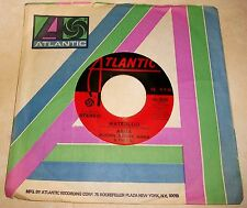 ABBA,  Waterloo, Watch Out,  45 RPM on Atlantic in Original Jacket, VERY NICE!!