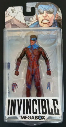Limited Edition The Megabox Invincible Bloody McFarlane Skybound Exclusive