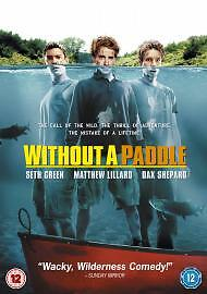 1 of 1 - Without A Paddle (DVD, 2005)FREE P&P