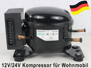 Kompressorset 12V/24V ähnlich/ersetzt Danfoss Secop BD35F Elektronik + Anbausatz