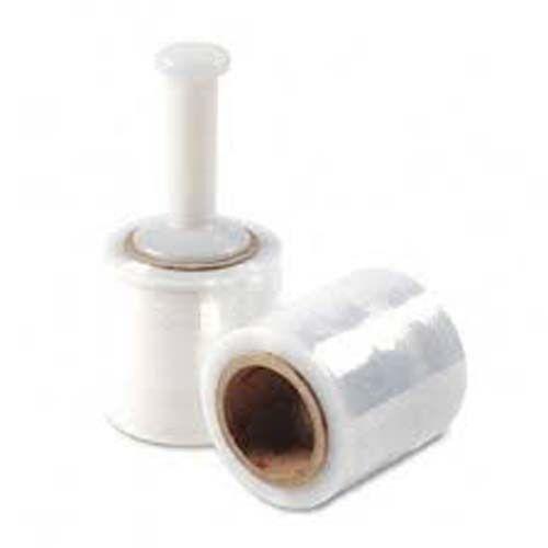 "12 Rolls 5/"" 1000 Ft Banding Stretch Film Shrink  Wrap w// One Dispenser"