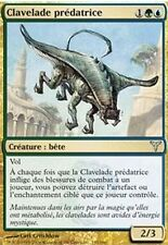 Clavelade prédatrice - Trygon Predator - Magic mtg -