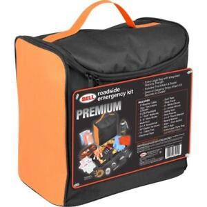 Bell Automotive Products Premium Roadside Emergency Kit 22-1-65112-8