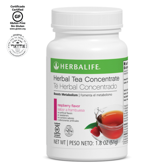 HERBALIFE HERBAL Provides Antioxidant Support and Boosts the Feeling of Energy
