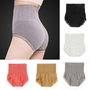 55ba9edd84acb Image is loading High-Waist-Briefs-Shapewear-Women-Panty-Body-Shaper-
