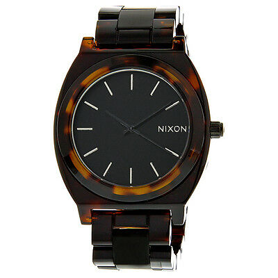 Nixon Time Teller Black Dial Unisex Watch A3271061