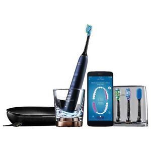 Image is loading Philips-Blue-HX9954-53-Diamond-Clean-Smart-Sonic- b3516defa8bad