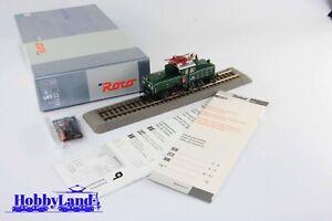 Roco-Digital-69832-H0-AC-Platin-Locomotora-electrica-Rh-1161-OBB