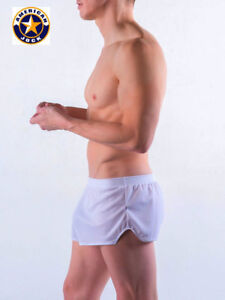 Go-Softwear-039-American-Jock-039-Mens-Sprint-Running-Shorts