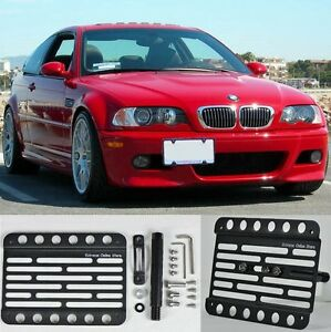 Image Is Loading For 01 06 BMW E46 M3 License Plate