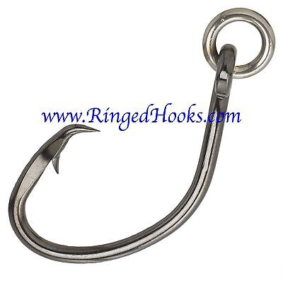 #16//0 Owner Super Mutu Ringed Circle Hook Size #4//0
