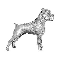 Pets Pet Pewter Badge range Dog dogs puppy breed hound Lapel Pin Pedigree doggi